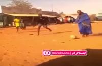 فوتبالیست فوق حرفه ای