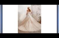 جدید ترین مدل های ناخن عروس-ژست عکاسی-تزئین ماشن عروس-تاج عروس
