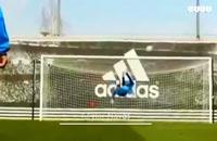 10 نجات دروازه در فوتبال به روش ژیمناستیک
