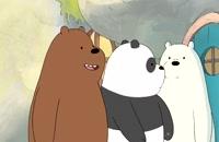 انیمیشن سریالی سه خرس کله پوک(ف2-ق5)-دوبله-We Bare Bears TV Series