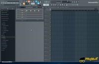 تمرین در چنل رک نرم افزار اف ال استودیو 12 (FL STUDIO PRODUCER EDITION V12.5.1)