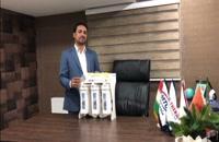 فروش تصفیه آب در شیراز - نحوه عملکرد فیلترمرحله اول تصفیه آب