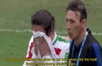 مستند فوتبال علیه دشمن
