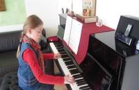 پیانوی با احساس
