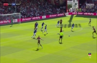 فول مچ بازی بورنموث - اورتون (نیمه اول)؛ لیگ برتر انگلیس