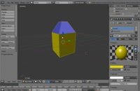 export blender in unity
