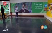 عذرخواهی مجری تلویزیون از علی دایی به دلیل شوخی جنجالی