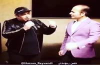 تعجب حسن ریوندی از چهره جدید سالار عقیلی
