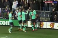 ویدئو گل های برتر بازیکنان انگلیسی در جام حذفی