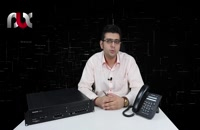 راه اندازی تلفن ip پاناسونیک / تلفن سری NT سانترال پاناسونیک / بخش اول