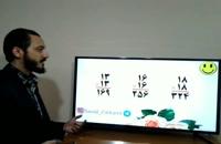 تکنیک های سریع و جالب محاسبات ذهنی ؛ توان 2 اعداد 12 تا 19