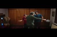 سکانس طنز فیلم تخته گاز /رقص سام درخشانی و بیژن بنفشه خواه با آهنگ بندری!!
