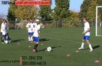 آموزش فوتبال برای کودکان-مهارت های دروازه بانی
