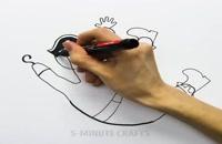 23 ایده جالب برای طراحی و نقاشی
