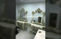 مجسمه فایبرگلاس|مجسمه پلی استر | آینه کنسول فایبرگلاس| آینه و کنسول فایبرگلاس