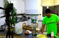 آموزش صبحانه سالم - کلیپ آموزشی