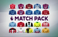 برنامه Premier League Match Pack - پیش بازی آماری هفته پنجم لیگ برتر انگلیس