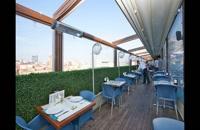 حقانی 09380039391-سقف برقی سالن رستوران بام-سقف متحرک سالن باغ تالار