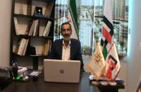 شرکت های خدمات آتش نشانی زنجان شاستی اعلام حریق