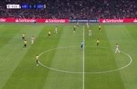 فول مچ بازی آژاکس - لیل (نیمه اول)؛ لیگ قهرمانان اروپا