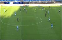 فول مچ بازی ناپولی - سمپدوریا (نیمه اول)؛ سری آ ایتالیا
