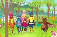 مجموعه آموزش انگلیسی- Mother Goose Club-Teddy Bear, Teddy Bear-پیش دبستانی