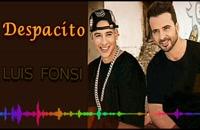 """آهنگ مشهور اسپانیایی """"Despacito"""" (دسپاسیتو) _ """"Luis Fonsi"""" (لوئیز فونسی)."""