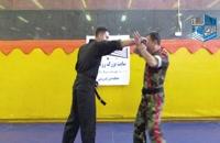 1-آموزش دفاع شخصی رهایی دست(www.razmikade.ir)