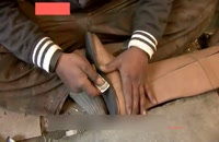 آموزش کامل دوخت کفش چرم در 118 فایل