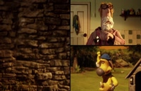انیمیشن بره ی ناقلا ف4ق 1