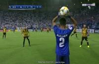 فول مچ بازی الهلال - الاتحاد (نیمه اول)؛ لیگ قهرمانان آسیا
