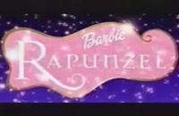 تریلر انیمیشن راپونزل و قلم جادویی Barbie as Rapunzel 2002