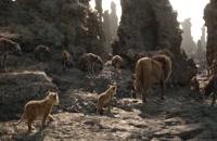 دانلود دوبله فارسی فیلم شیرشاه The Lion King 2019