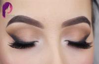 نحوه آرایش چشم (آموزشی)