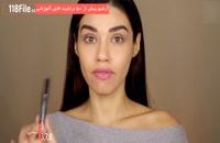 آموزش کامل آرایش صورت بازیگران معروف هالیوود