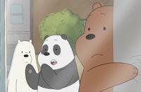انیمیشن سریالی سه خرس کله پوک(ف1-ق7)-دوبله-We Bare Bears TV Series