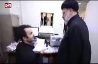 بازدید سرزده رئیسی از شعب مجتمع قضایی شهید مطهری تهران