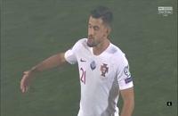 فول مچ بازی لیتوانی - پرتغال؛ (نیمه دوم) پلی آف یورو 2020