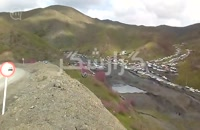 گزارشگر از ارغوان دره که از جاذبه های گردشگری مشهد بشمار می آید بازدید کرده است.  (جاذبه های گردشگری نیشابور)