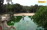 پارک دلا سیتادلا بارسلونا، مظهر زیبایی کاتالونیا - بوکینگ پرشیا bookingpersia