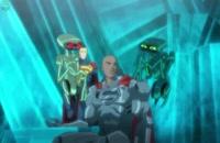 انیمیشن reign of the superman | انیمیشن