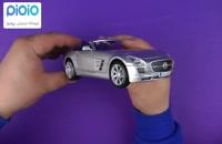 ماکت فلزی ماشین مدل Mercedes-Benz SLS AMG Roadster | فروشگاه اینترنتی پیویو