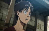 فصل اول سریال Attack on Titan قسمت 22