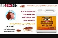 فروش قویترین و کشنده ترین سم دفع حشرات