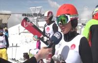 مسابقات اسنوبرد در تهران