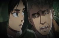 فصل اول سریال Attack on Titan قسمت 15