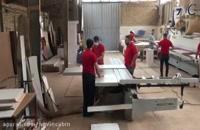 کارخانه تولید دکوراسیون و کابینت