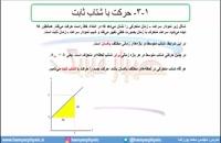 جلسه 33 فیزیک دوازدهم-حرکت با شتاب ثابت 1- مدرس محمد پوررضا