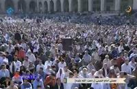 حضور گسترده مردم در مصلی امام خمینی (ره) در روز عید فطر