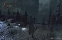 محیط بازی Bloodborne ps4